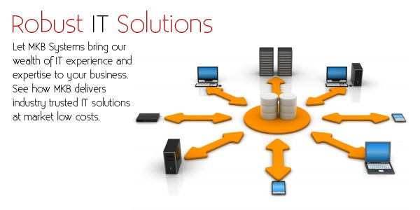 MKB Systems - Robust IT Solutions